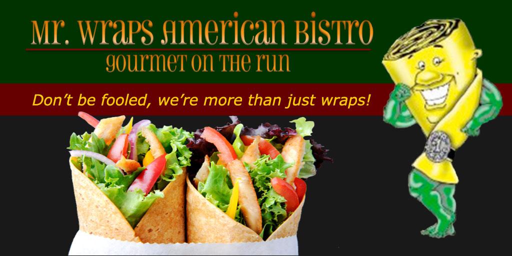 Mr. Wraps American Bistro